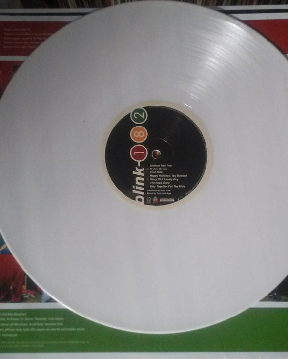 Take Off Your Pants & Jacket : White Vinyl