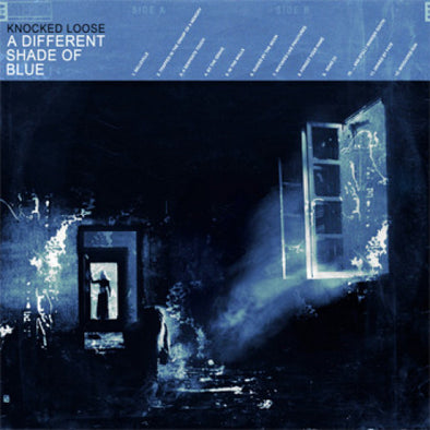 A Different Shade Of Blue : Coloured Vinyl