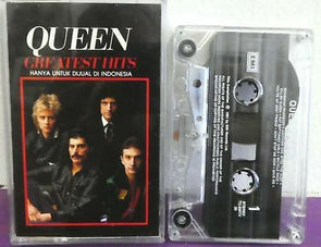 Greatest Hits : Cassette