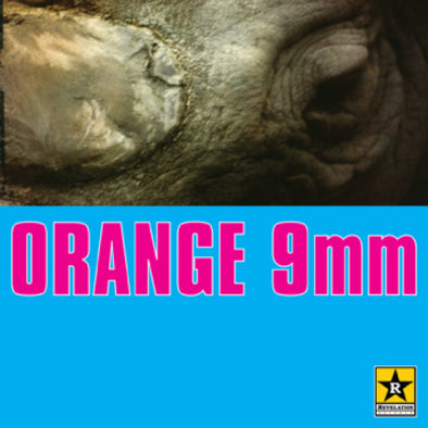 Orange 9mm : Coloured Vinyl
