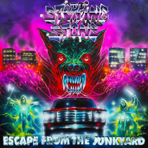Escape From The Junkyard : Coloured Vinyl