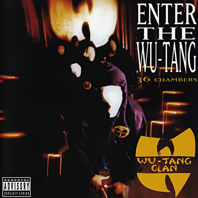Enter The Wu-Tang ( 36 Chambers) : CD