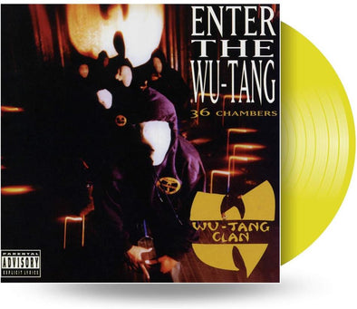 Enter The Wu-Tang (36 Chambers) : Yellow Vinyl