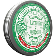 Luxury Shaving Soap