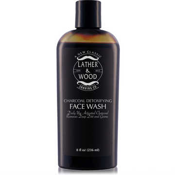 Charcoal Detoxifying Face Wash