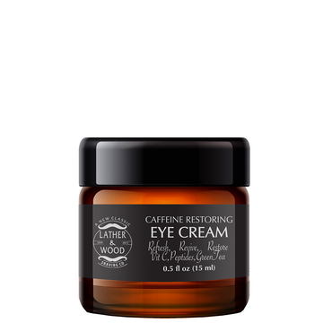 Caffeine Restoring Eye Cream