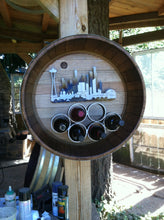 Load image into Gallery viewer, Themed Wine Racks