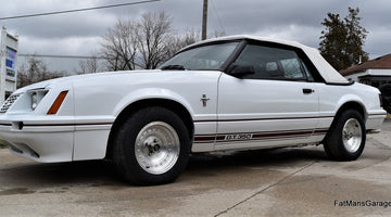 1984 Ford Mustang GT350