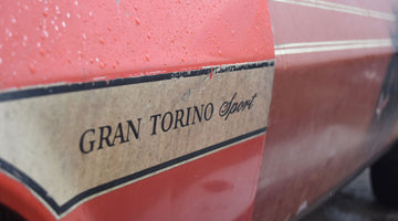 History of the Ford Gran Torino Sport