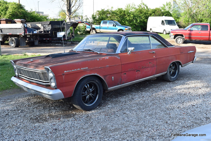 1965 Galaxie 500 4 speed