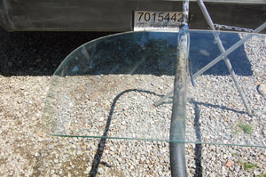 1949 49 BUICK Super Olds Back Rear Window Glass