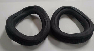 Headphone Earphone Oval Ear Cup Foam Cover Cushion Pair of 2