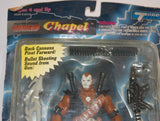 Vintage McFarlane Toys Spawn Youngblood Chapel  Action Figure