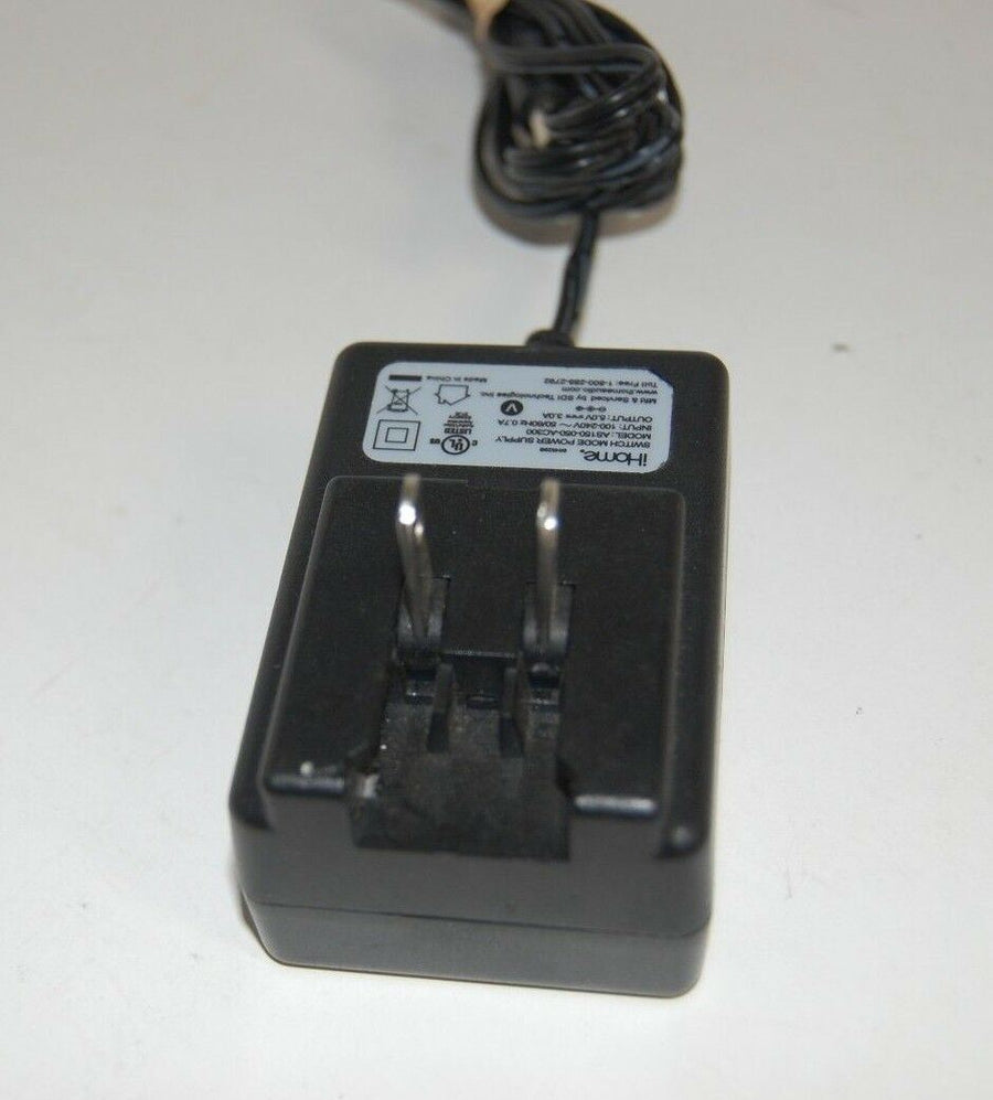 Genuine iHOME AS150-050-AC300 AC Power Supply Adapter Charger 5.0V - 3.0A