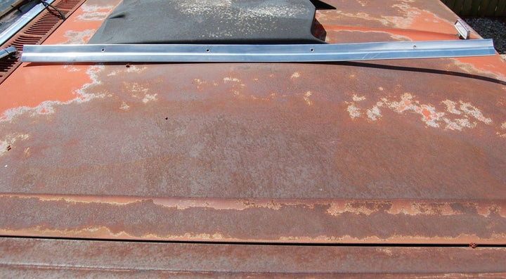 1964 64 Ford Galaxie 500 xl 2 Door Convertible Trim chrome moldings 1 piece