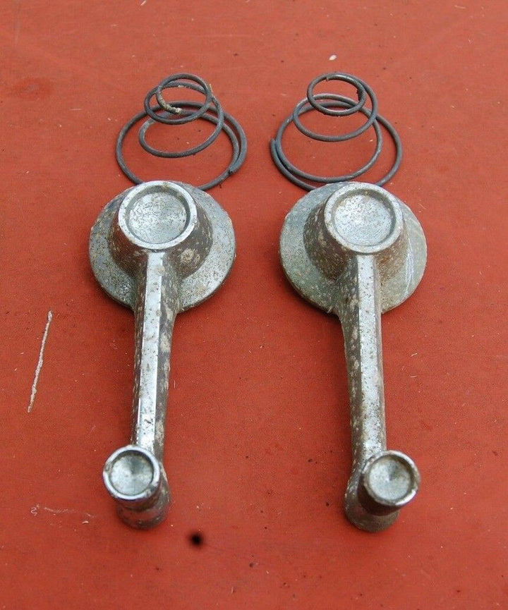 1964 Ford Galaxie Window Crank Handle Pair Original FoMoCo C3AB-6223348-B