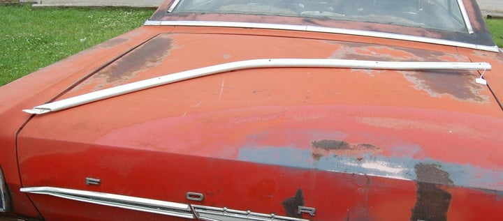 1964 Ford Galaxie 500 Left Driver Side Interior Window Trim Molding