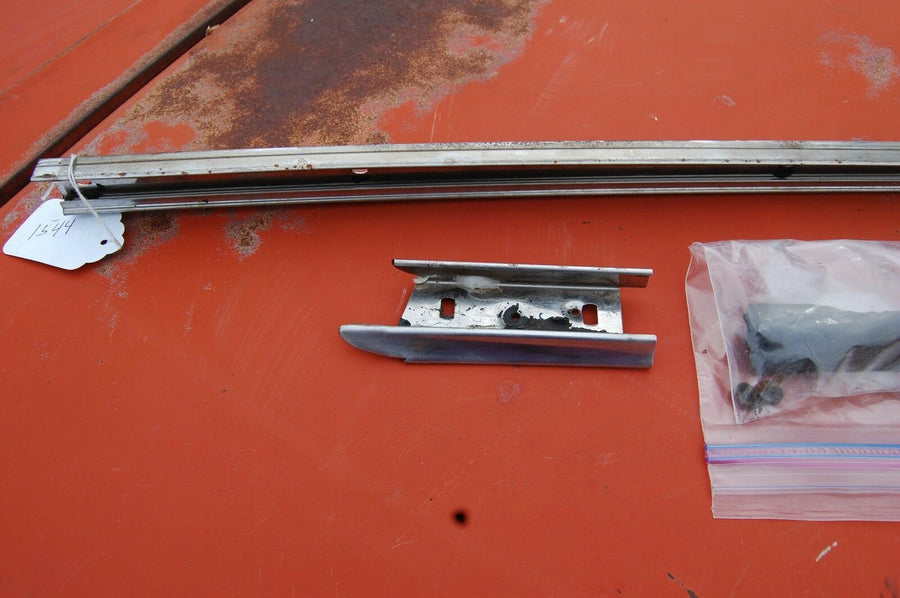 1964 Ford Galaxie 500 Right Passenger Door Roof Reveal Track Trim Molding
