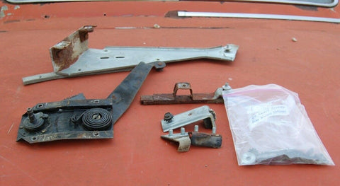 1964 64 Ford Galaxie 500 RH Passenger Side Rear Window Glass Regulator Assembly