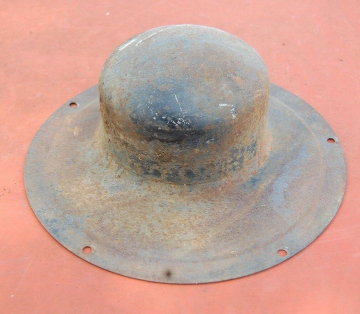 1964 Ford Galaxie 500 Original Heater Core Box Metal Blower Motor Cover Cap