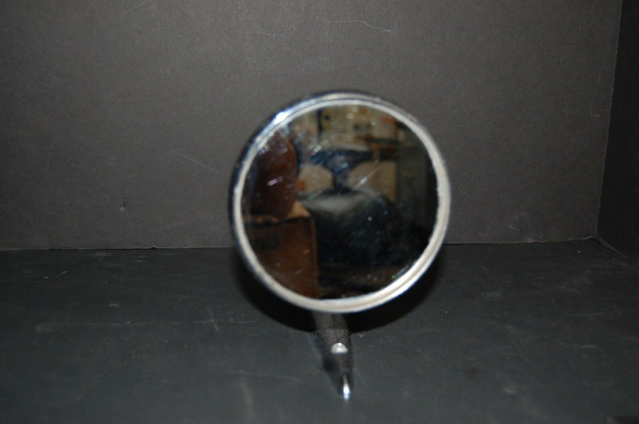 1964 Ford Galaxie side view mirror Ford Motor Co script