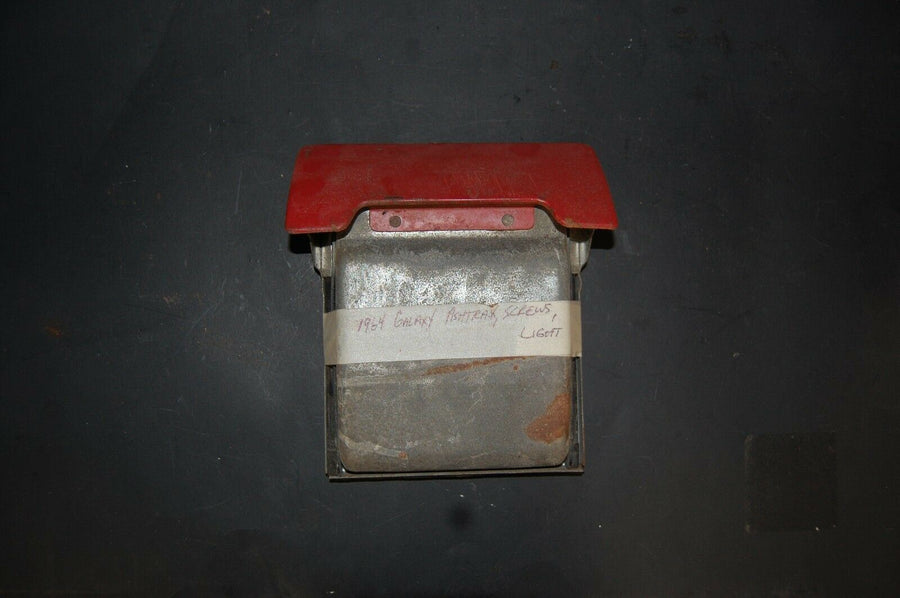1963 1964 Ford Galaxie ASHTRAY Retainer WITH HARDWARE SCREWS & LIGHT