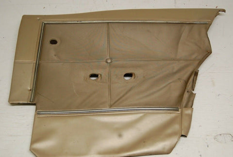 68 FORD TORINO INTERIOR PANEL RIGHT Side KICK PANEL FAIRLINE 1968 1969 69