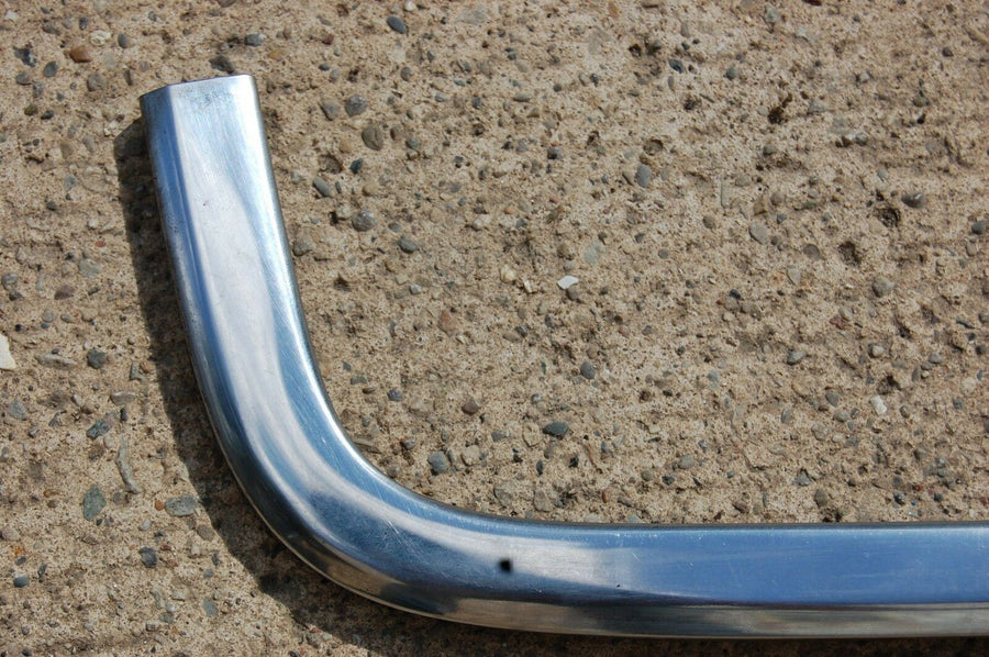 1968 Formal Top Ford Torino Fairlane Montego Top Left Rear Window Trim