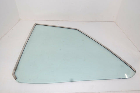 1968 FORD TORINO DRIVERS SIDE BACK WINDOW GLASS MERCURY COUGAR MONTEGO 68 69