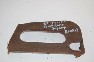 1968 TORINO CORE SUPPORT BRACKET Center Bracket Hood Latch Support 1969
