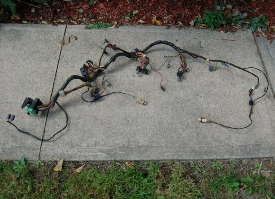 Used wiring harness from a 1968 2-door formal top Ford Torino, part number FOMOCO C80B 14401S