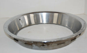 "VINTAGE BEAUTY RING 15"" FORD 1967 1968 1969 1970  3"" DEEP MOPAR"
