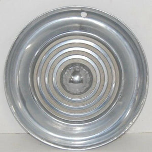 15-inch wheel cover from a 1956 OLDSMOBILE 88