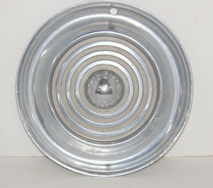 15-inch wheel cover from a 1956 Pontiac Oldsmobile 88
