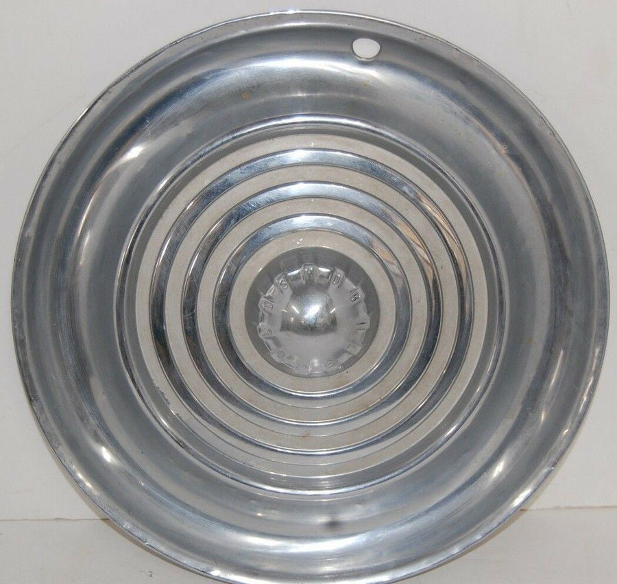 "1956 Oldsmobile 88 15"" OEM hubcap wheel cover"