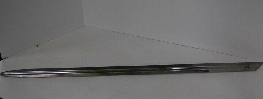 1956 Plymouth Belvedere 4 Door Right Interior Rear Door Panel Molding Trim