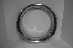 "16"" Full Size Van Trim Beauty Ring Vintage hubcap"