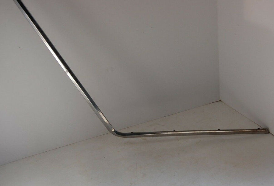 1956 Plymouth Belvedere 2 DOOR INTERIOR LEFT FRONT DOOR PANEL TRIM/ MOLDING