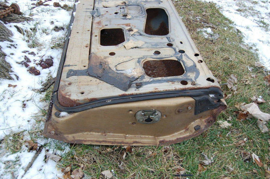 Ford 1968 1969 Torino Cyclone Montego  Fairlane  Passenger Side Door Shell