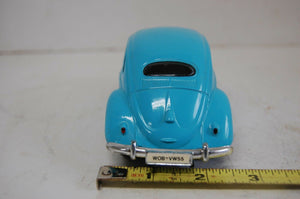 DieCast 1955 Volkswagen Beetle RARE COLOR LIGHT BLUE SS 7707 COLLECTORS Toys