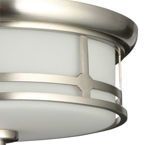 Home Decorators Portland Flush Mount LED lighting