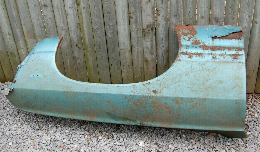 1967 Chevy Impala Caprice RIGHT FRONT FENDER OEM 67 68 CHEVROLET