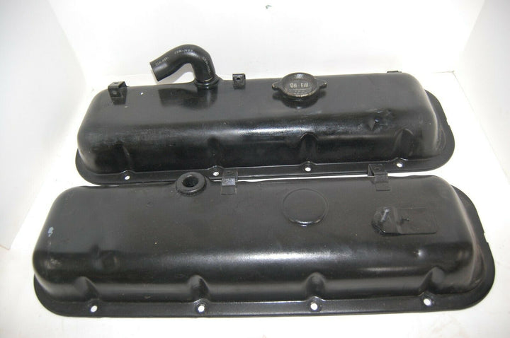 Original Factory Big Block Chevy 396 427 Valve Covers Chevrolet GM