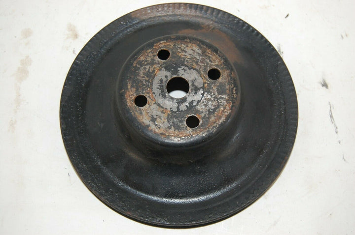 1969-74 CHEVY CAMARO CHEVELLE NOVA 69 70 71 72 73 WATER PUMP PULLEY # 330556 AS