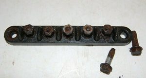 1956 Plymouth BELVEDERE 5 Pole Wiring Junction Block FUSE BLOCK