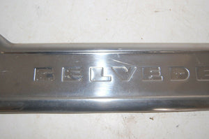 1956 Plymouth Belvedere Right Center Door Trim Badge Mopar