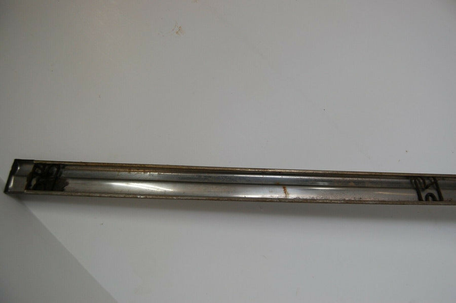 1956 2-door Plymouth Belvedere Right Side Door Trim Center Exterior MOPAR