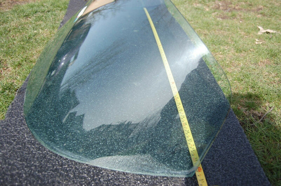 1956 PLYMOUTH BELVEDERE REAR WINDOW GLASS BACK WINDOW GLASS MOPAR