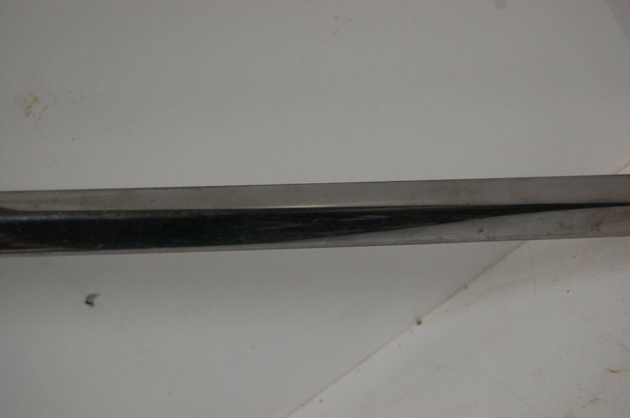 1956 Plymouth SAVOY 4 DOOR LEFT SIDE DOOR WINDOW TRIM MOULDING MOPAR