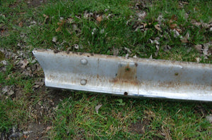 1957 Chevy Bel Air Rear Bumper Chevrolet
